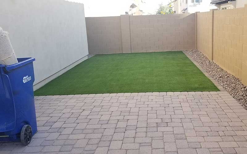 gallery project rrturf az 02 - garden creation