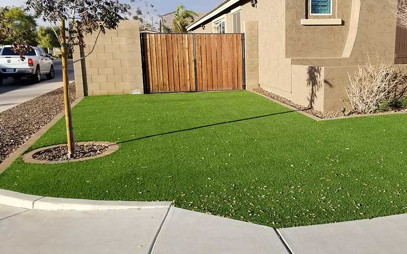 gallery project rrturf az 26 - garden creation