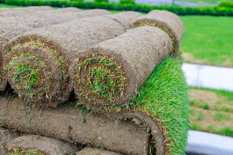 How to install artificial turf on concrete - 0004