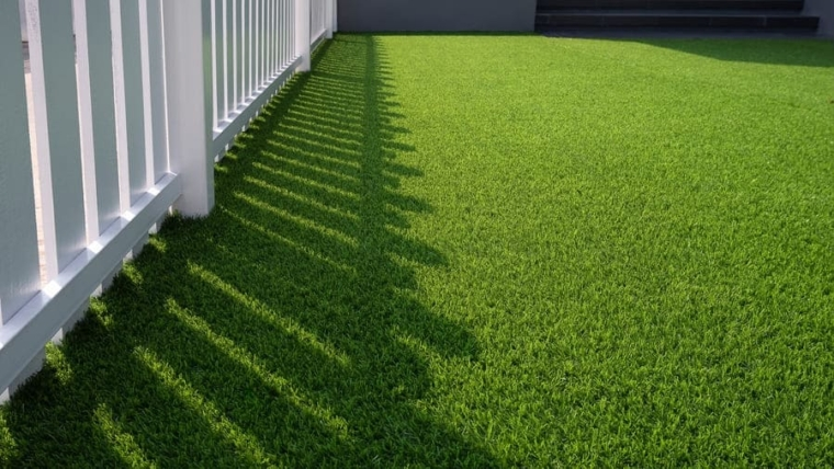 Reasons why artificial turf is so resistant to constant traffic